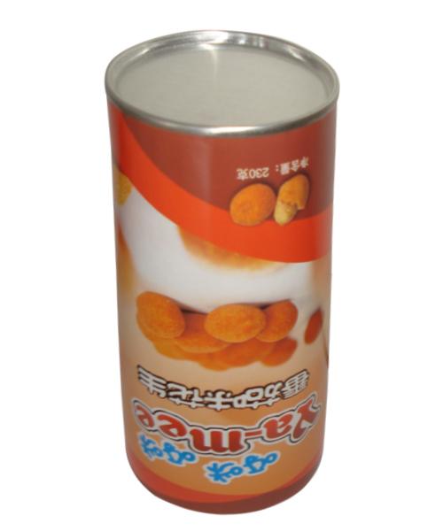 食品复合纸罐