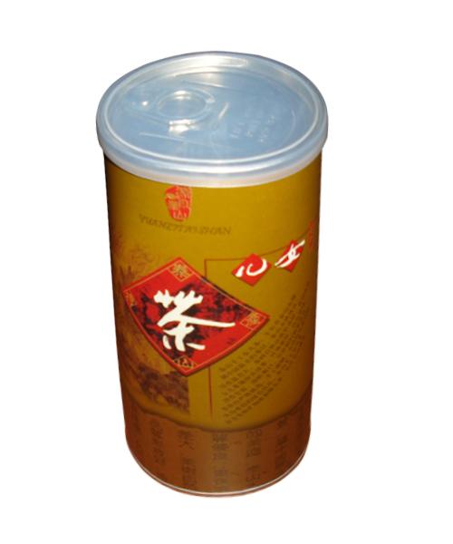茶叶纸罐包装