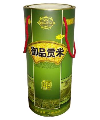 大米包装纸罐