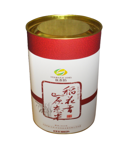 大米包装筒
