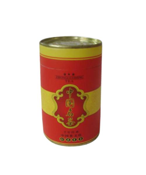 碧螺春茶叶纸罐