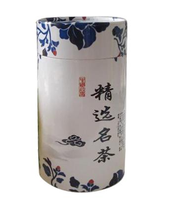 精品茶叶纸桶