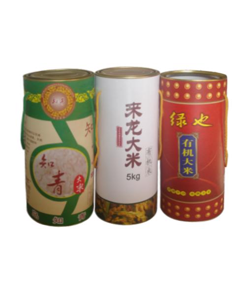 来龙大米纸罐