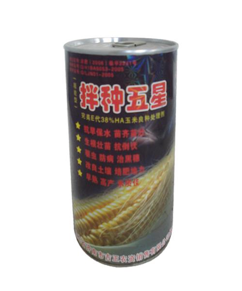 农药包装纸罐