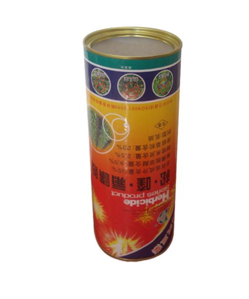 种子包装桶罐