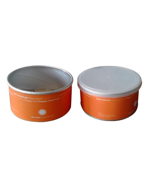 薯片包装纸罐