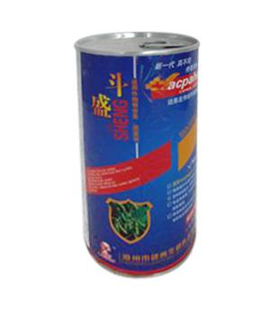 农药包装罐