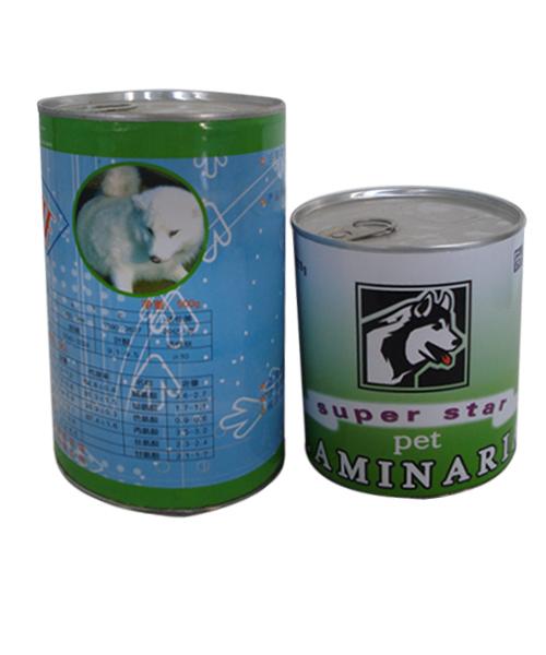 宠物药品罐