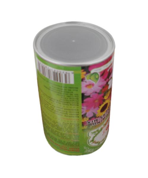 种子包装筒罐