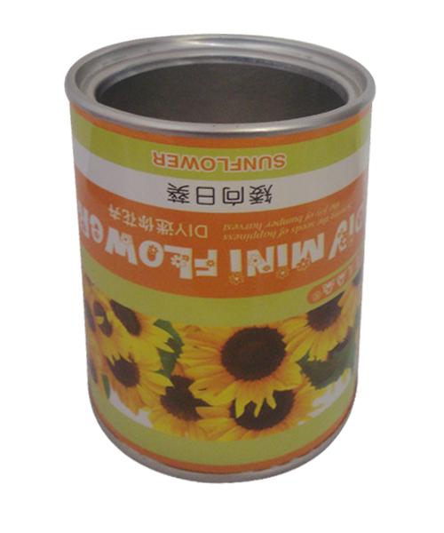 向日葵种子罐
