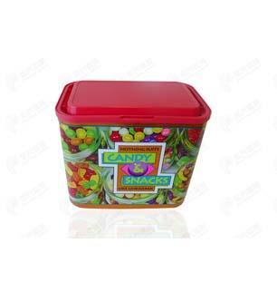 椭圆糖果纸罐