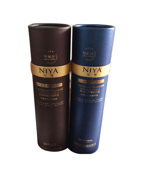 尼雅葡萄酒包装罐