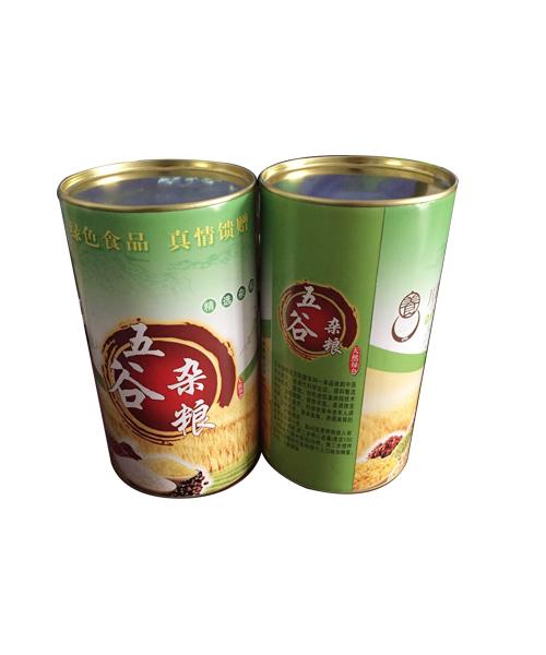 五谷杂粮包装罐