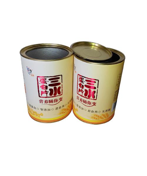 蛋白片包装罐