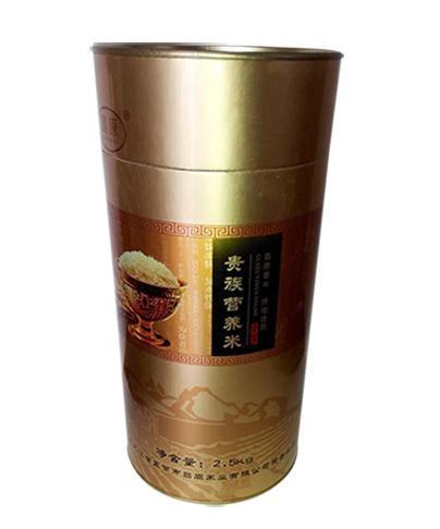 营养米包装纸罐1