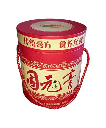 固元膏纸罐