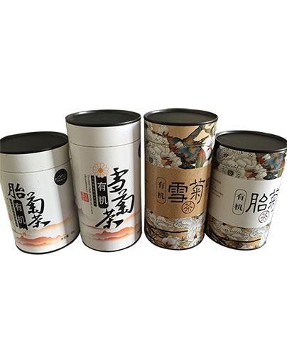 茶叶纸罐纸管