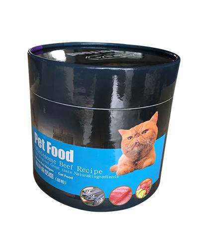 猫粮包装纸桶
