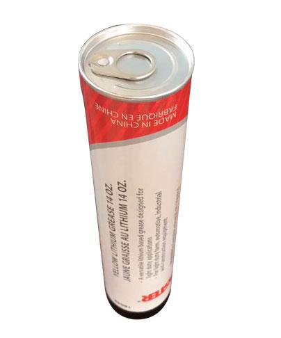 润滑脂纸罐