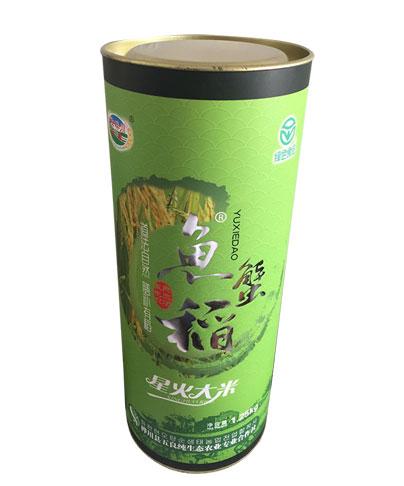 大米包装纸桶纸罐